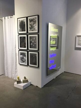 Artelier Contemporary at viennacontemporary 2015, installation view