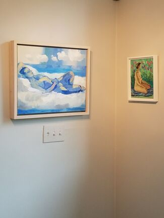FROM THE BOLD EARTH, installation view
