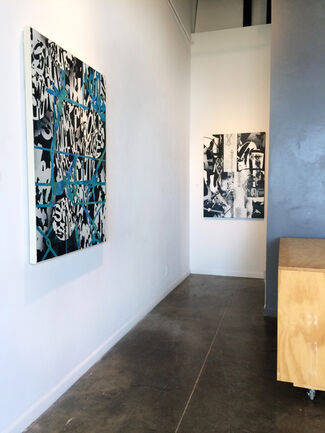 Jay Giroux: Unknown Wavelength, installation view