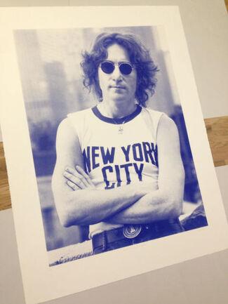 Russell Marshall - Lennon '74, installation view
