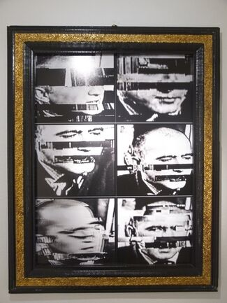 Paolo Ciregia - Perestrojka, installation view