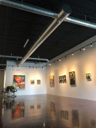 Henry Jackson, installation view