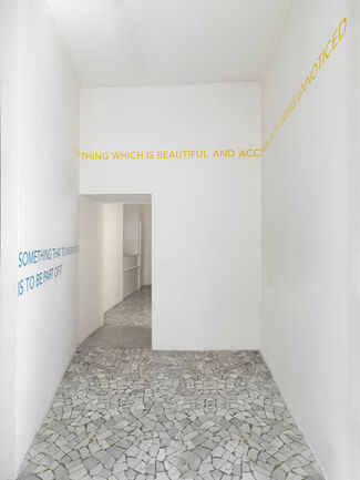 Trublesome, installation view