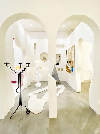 Garance Vallée at Unique Design x Shanghai 2020, installation view