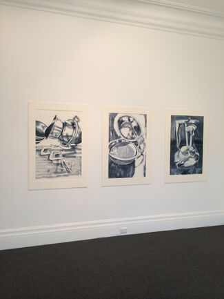 Guy Stuart - Works on Paper 1957 to the present, installation view