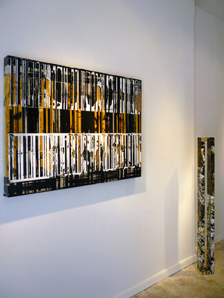 Barcode, installation view