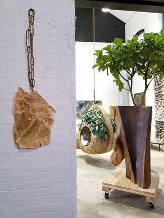"""The Organic Impulse in Contemporary Art & Design"", installation view"