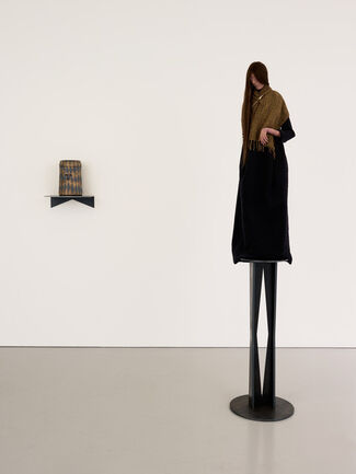 Francis Upritchard, installation view