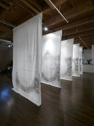 Matthew Woodward: Take Care of Yourself, installation view