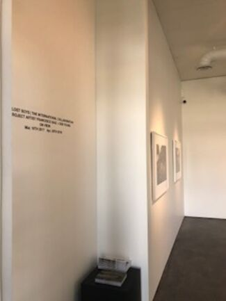 LOST BOYS | FRANCISCO DIAZ AND DEB YOUNG, installation view