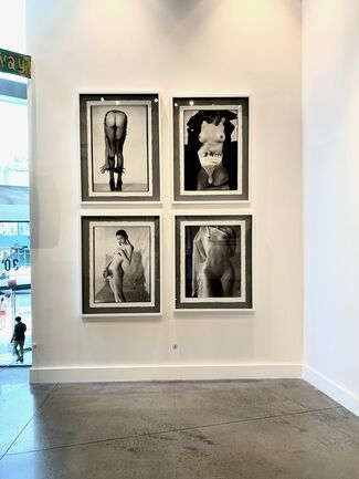 Behind The Scenes, installation view