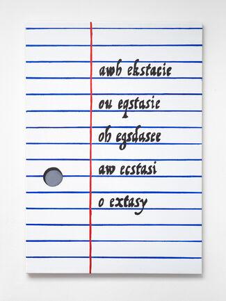 A Restless Rendition - Stuart Croft, Loretta Fahrenholz, Yuki Kimura, Angharad Williams, installation view