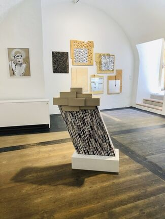 opening show - new location, installation view