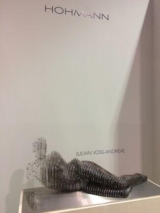 HOHMANN at Art Silicon Valley 2015, installation view