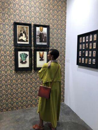 THIS IS NOT A WHITE CUBE at Investec Cape Town Art Fair 2020, installation view
