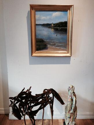 RONALD TINNEY, installation view