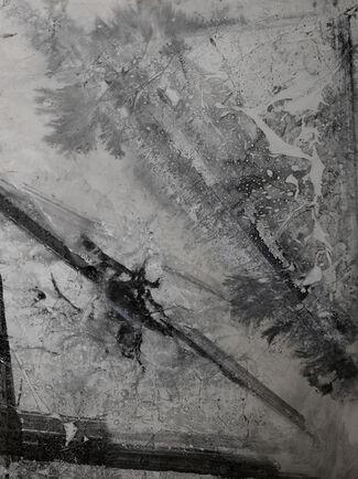 Zheng Chongbin: Wall of Skies, installation view