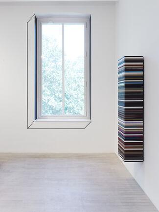Matthias Bitzer: Artist's Room / Künstlerraum, K21, Kunstsammlung NRW, Düsseldorf, installation view