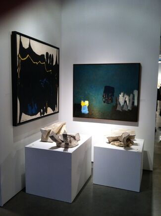 Foster Gwin Gallery at Art Silicon Valley/San Francisco, installation view