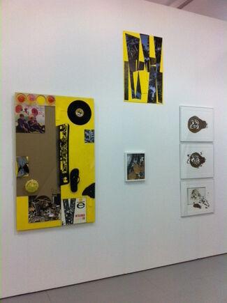 Negativa Moderna at UNTITLED. 2014, installation view
