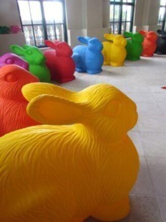 Galleria Ca D'oro at Art Southampton 2014, installation view