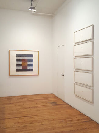 Linear Abstraction, installation view