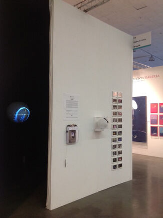 Shulamit Gallery at Silicon Valley Contemporary, installation view