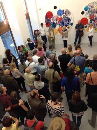 Nóra Soós' exhibition - Transparent Memory: Present Continuous, installation view