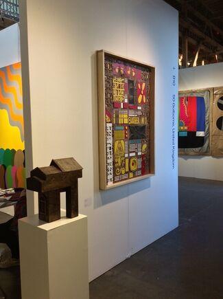 50 Golborne at 1:54 Contemporary African Art Fair New York 2017, installation view
