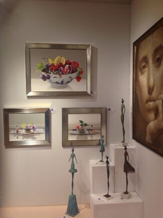Affordable Art Fair Battersea - Spring, installation view