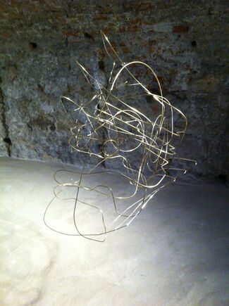 Salzburg: CONSTANTIN LUSER: Bewegung - Zeit - Klang, installation view