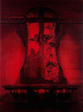 Mark Alexander – Mannheim Paintings, installation view