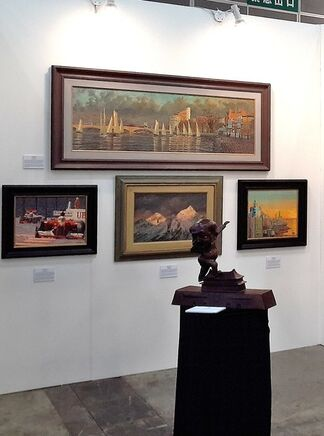Tanya Baxter Contemporary at Fine Art Asia 2016, installation view