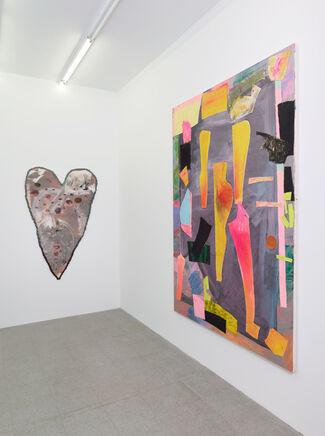 Red Hills of Lardossa: Tau Lewis, Erin Jane Nelson, Sojourner Truth Parsons, installation view