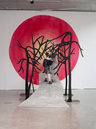 Klara Kristalova at Bonniers Konsthall Stockholm (Sweden), installation view