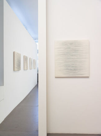Suddenly a Knife: New Paintings by IL LEE, installation view