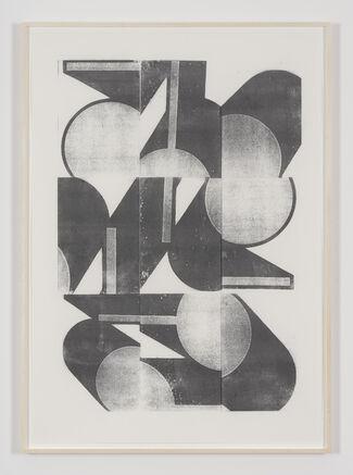 Galerija Gregor Podnar at Frieze London 2015, installation view