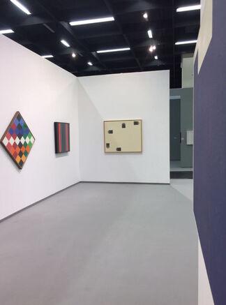 Lorenzelli arte at Art Cologne 2017, installation view