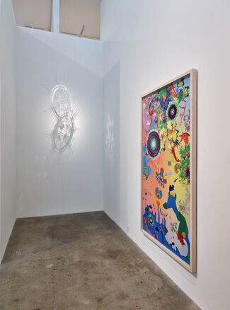 """""""Wouldn't it be nice if we could dream together?"""", installation view"""