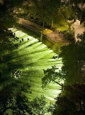 Rafael Lozano-Hemmer: Pulse Park, installation view