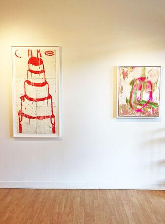 BODY ELECTRIC: Works by Marit Geraldine Bostad, Liz Tran, and Gary Komarin, installation view