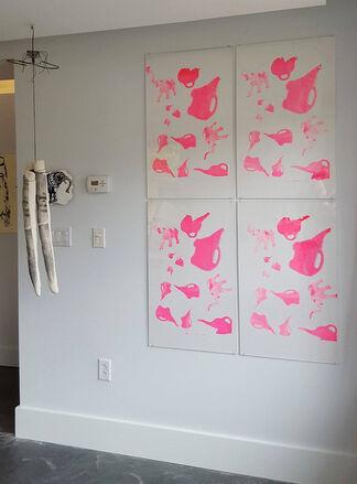 roxyshow/ELEPHANT, installation view