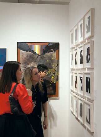 Arco Gallery at Affordable Art Fair Spring 2015, installation view