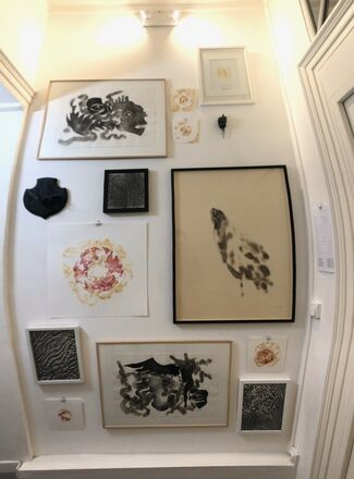 FEUX, installation view