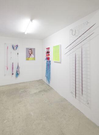 ltd presents...Margaret Haines (Spring Summer X fiLLes X COCO), installation view