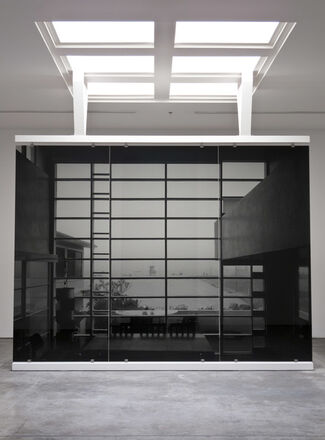 Abstract Neighbors, installation view