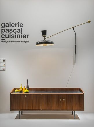 Galerie Pascal Cuisinier at PAD Paris 2015, installation view