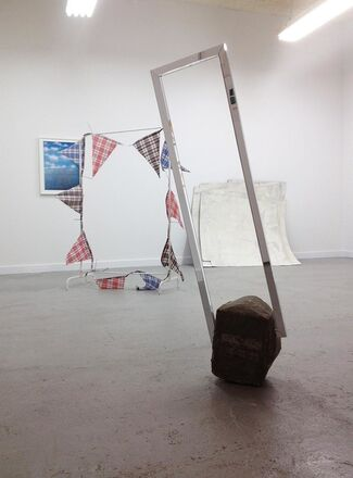 A. F. O. T. D. T. D  (A Failure Of The Day To Day), installation view