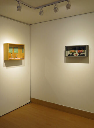 Magnificent Obsession, Recent Works by Elsa Zambrano, installation view