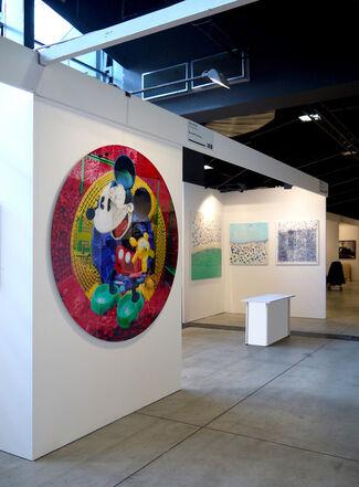 Mazel Galerie at MIA Photo Fair 2017, installation view